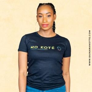 T-shirt Mo koté