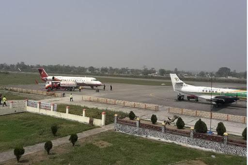 चन्द्रगढी विमानस्थलबाट उडान शुरु