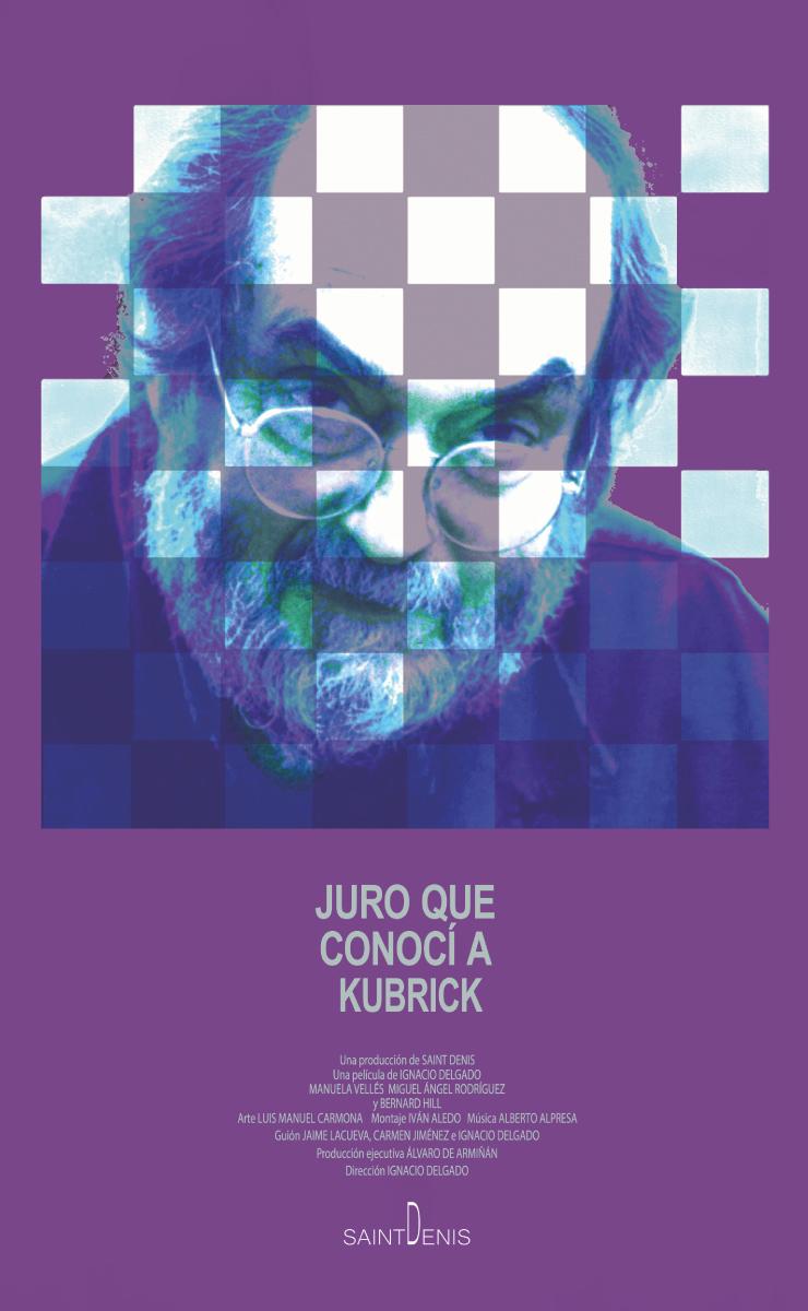 Juro que conocí a Kubrick