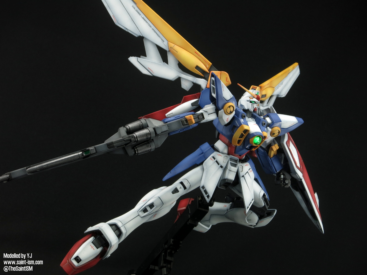 wing gundam by zhane00 on DeviantArt
