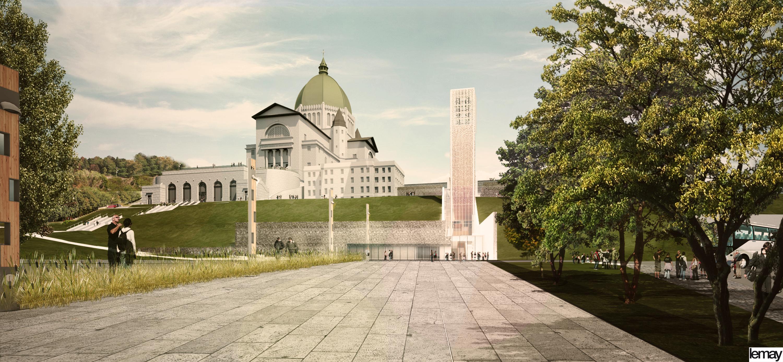 Projet Damnagement LOratoire Saint Joseph Du Mont