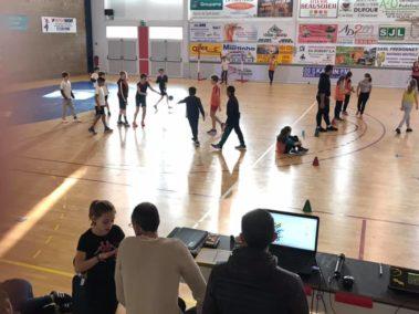 Interclasses de handball