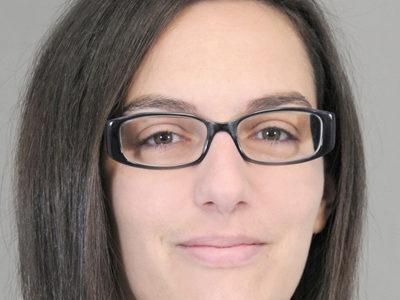 Gaëlle Thomas - Directrice de l'accueil périscolaire élémentaire