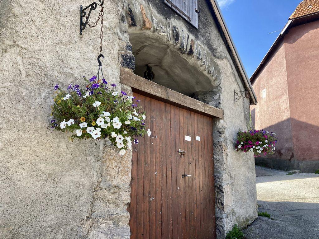 Four communal de St Michel en Beaumont