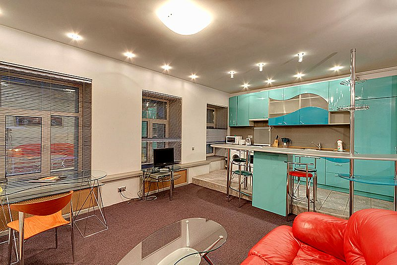 Luxury One Bedroom Apartment To Rent In Downtown St Petersburg