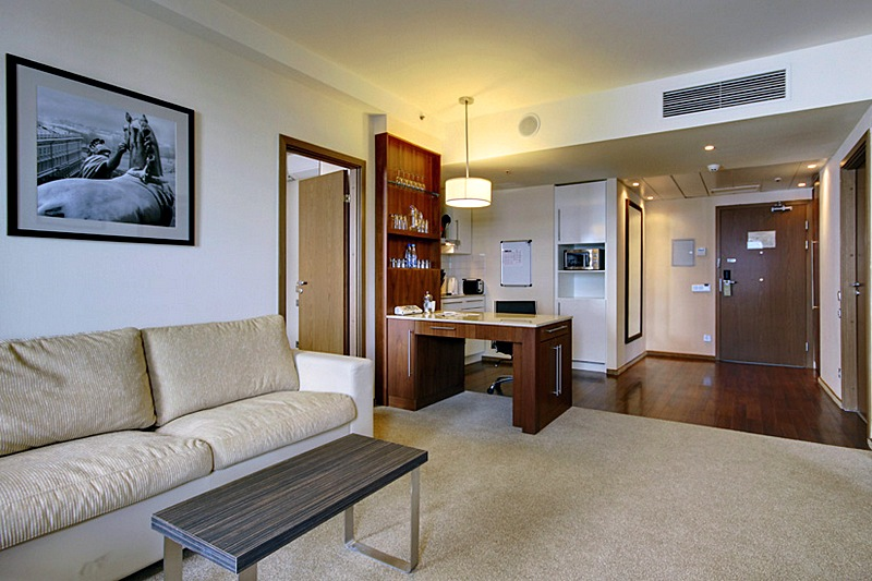 Two Bedroom Suites At Staybridge Suites Hotel In St