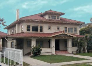 B. H. Hiss House