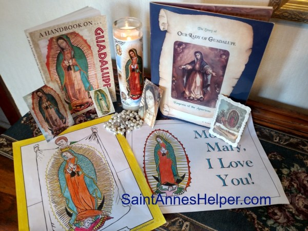 our lady of guadalupe coloring page # 73