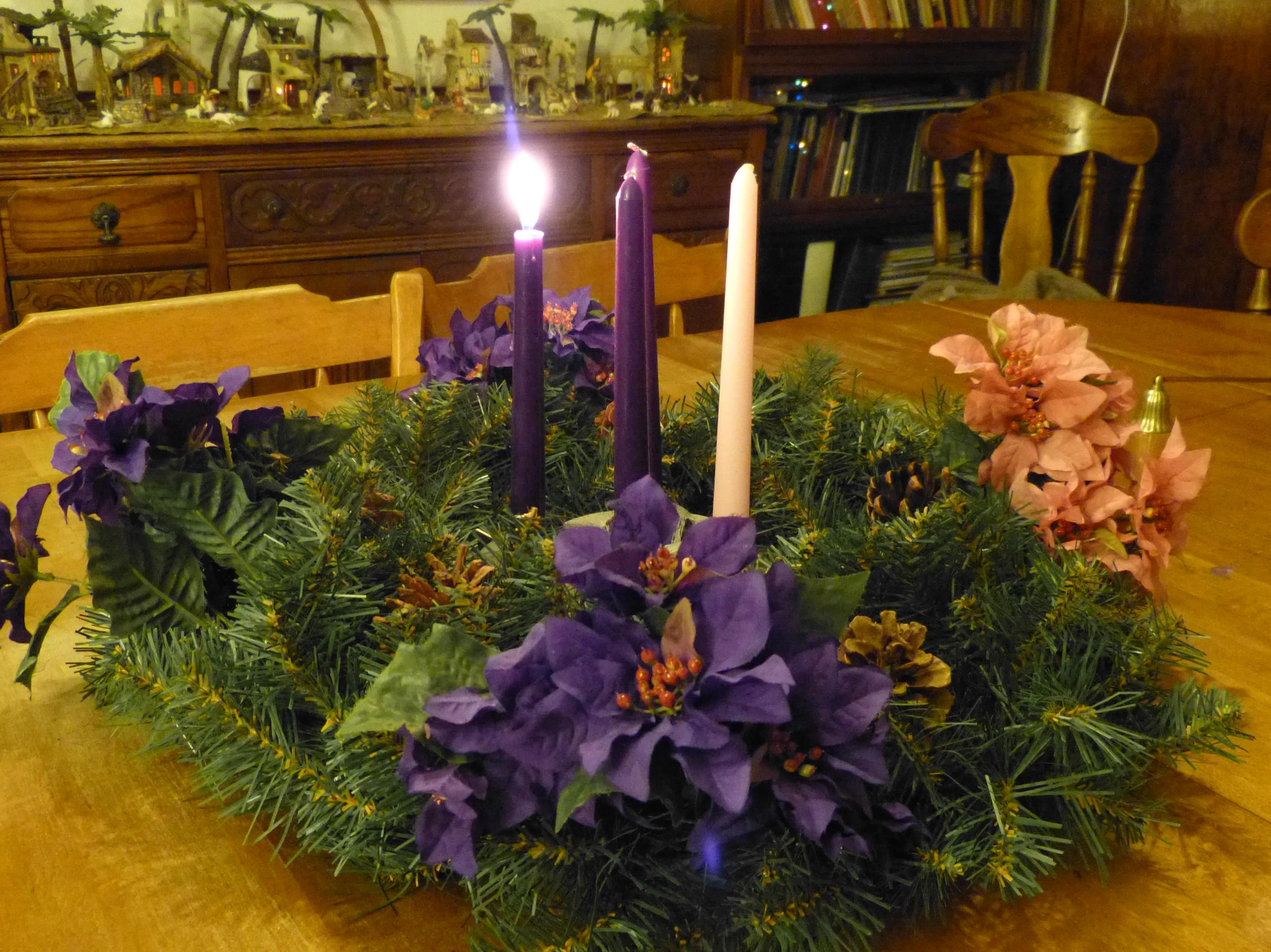 Roman Catholic Advent Season Advent Calendar Coloring Pages