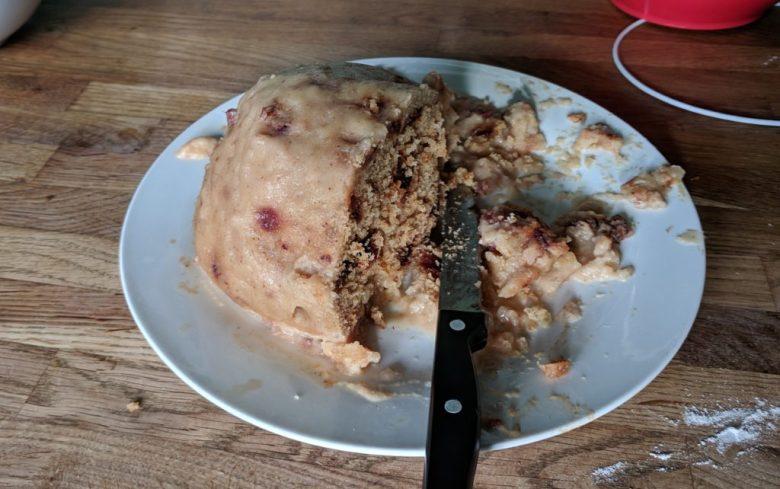 Boiled Pudding St Helena