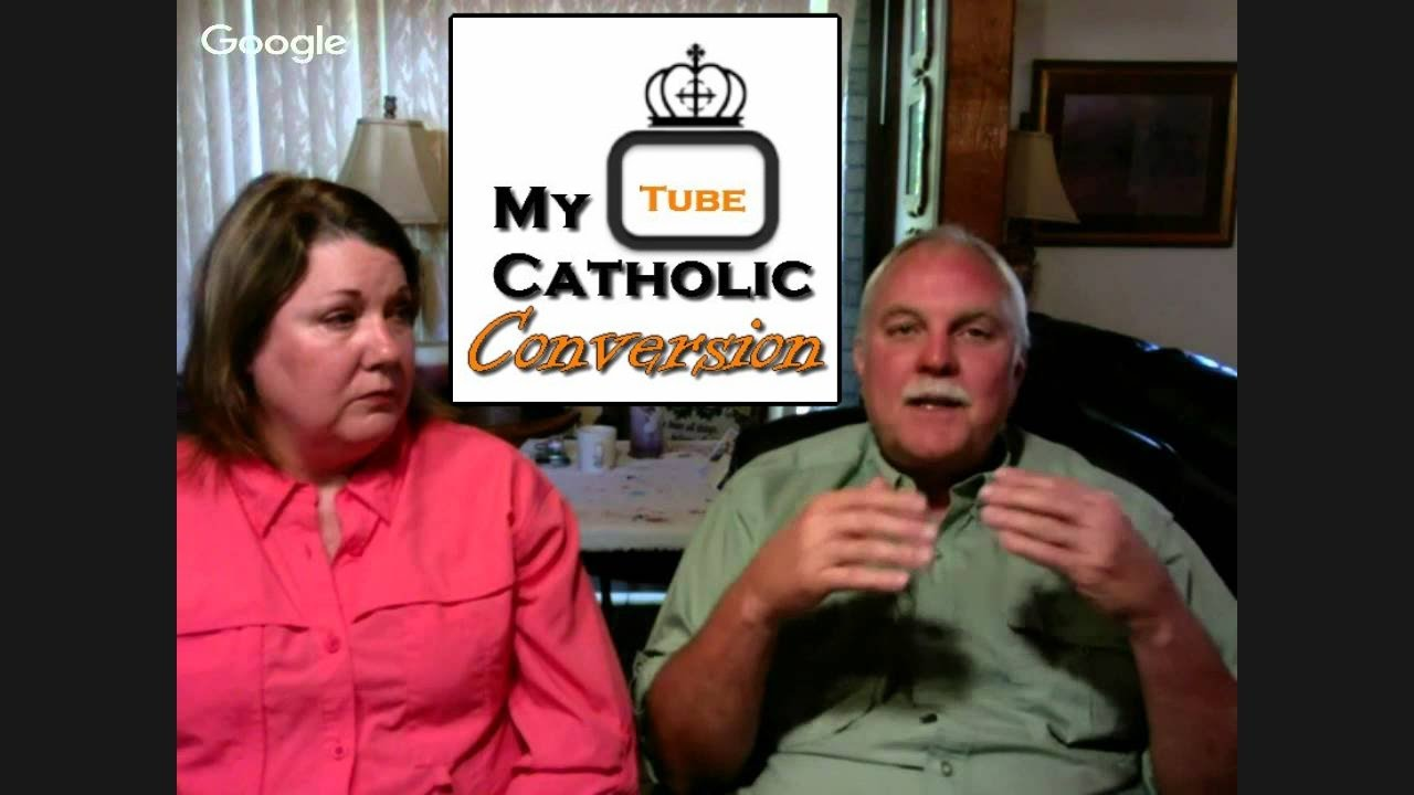 Former Protestants Jim and Julie Nicholson on 'My Catholic Conversion'
