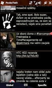 PocketTwit
