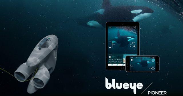 blueye pioneer