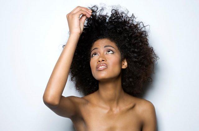 hair frustration