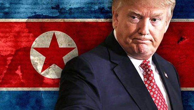 donald trump north korea