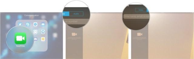 ipad call relay facetime