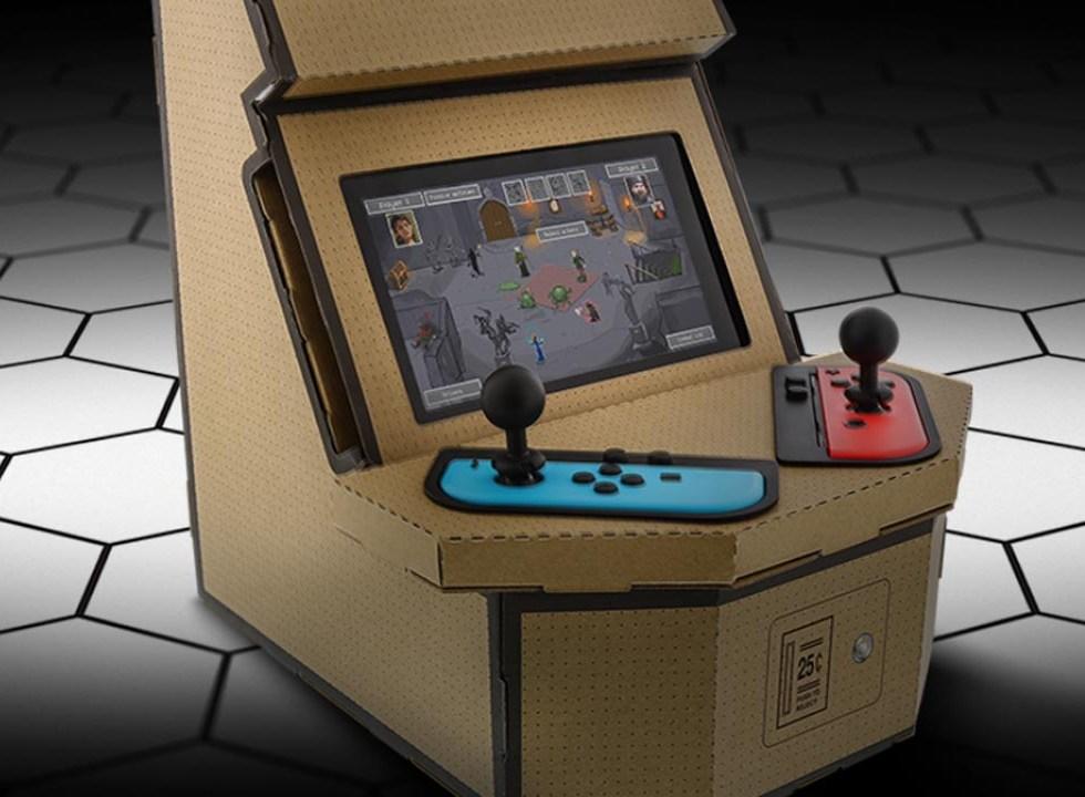 PixelQuest Arcade Kit