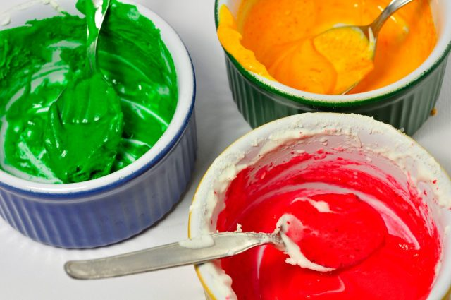 artificial food coloring