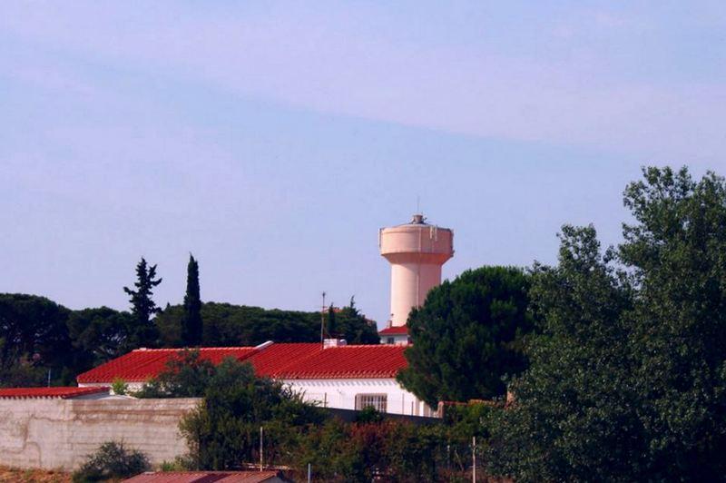 Du nouveau sur le Château d'eau de Villeneuve-de-la-Raho
