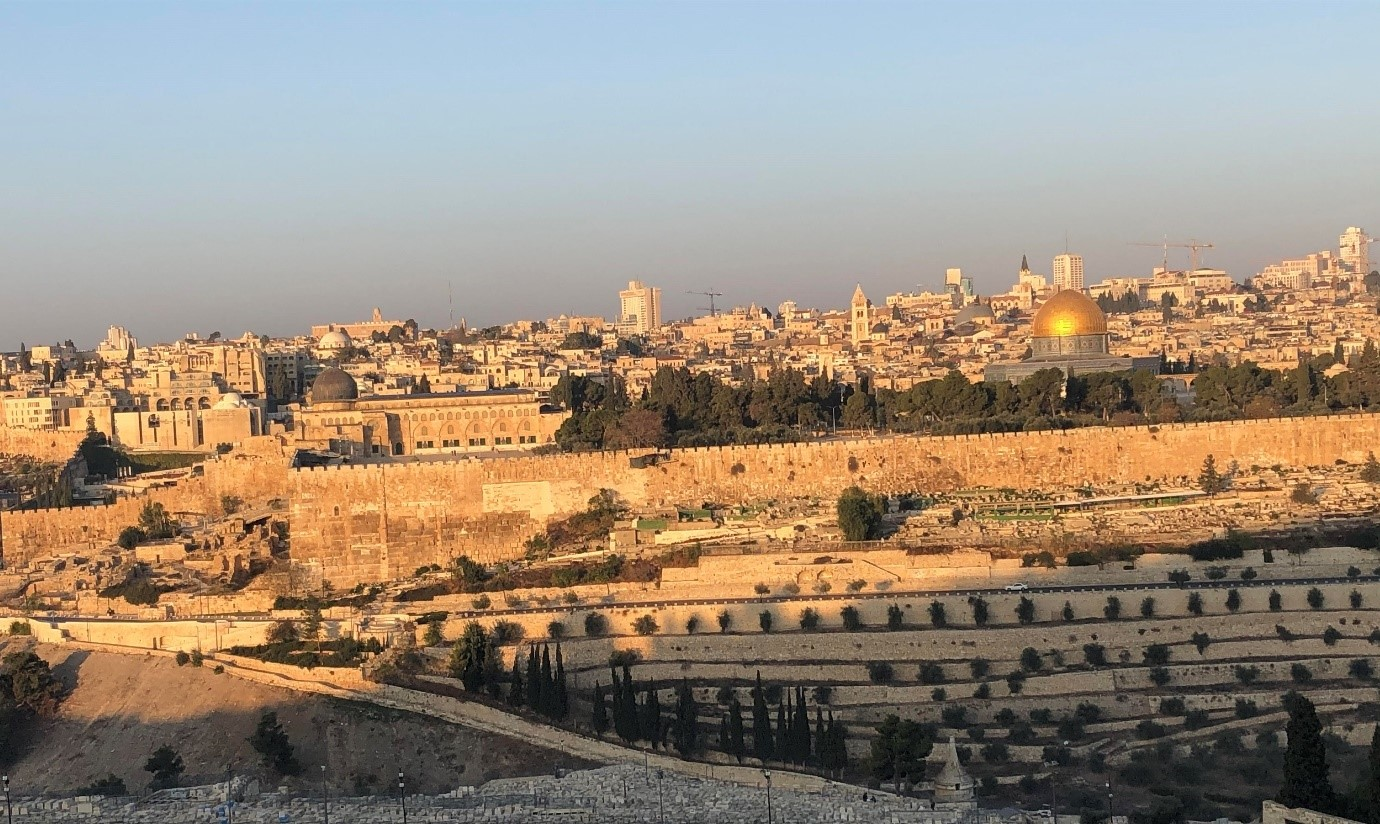 A Holy Land Pilgrimage Day 10