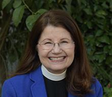 The Revd Canon Mary June Nestler, Course Director