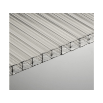 plaque polycarbonate transparente pour