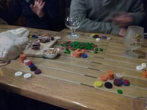 Un saucisson, de la bière et un jeu, McEwan's III Béthune, Février 2016