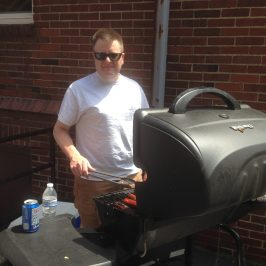 The grillmeister!