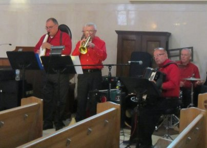 Rare Vintage Polka Band