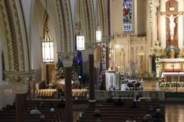 Fr Benjamin Fiore, our celebrant for Easter Sunday