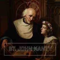 Feast of Saint John Kanty: December 23