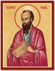 Icon of St. Paul