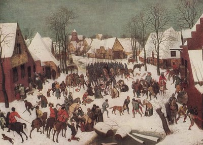 Brueghel Murder Holy Innocents