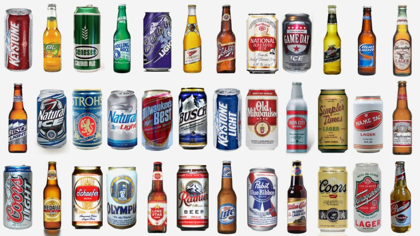 Cheap Beers