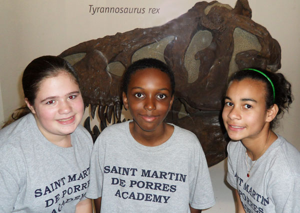 Field Trip to the Peabody Museum in New Haven, CT