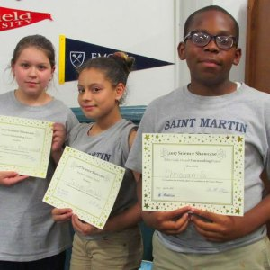 SMPA Science Showcase Award Winners