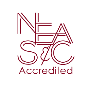 NEASC Accredited Logo