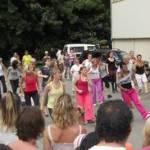 Tout le monde danse la zumba