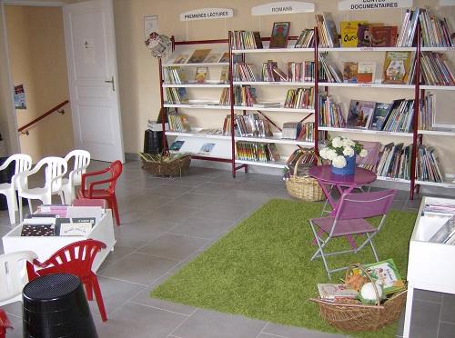 Bibliotheque saint maurice