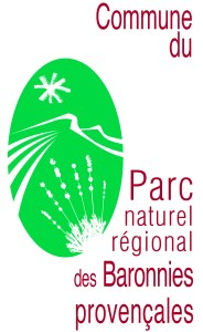 Logo Parc naturel des Baronnies provençales