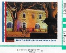 "Timbre concours ""Nos belles mairies"""