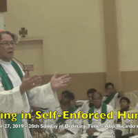 Walking In Self-Enforced Humility