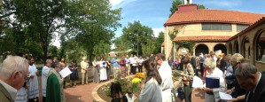 Legacy Landscape Dedication Panoramic