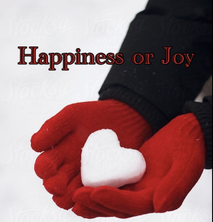 happiness or Joy