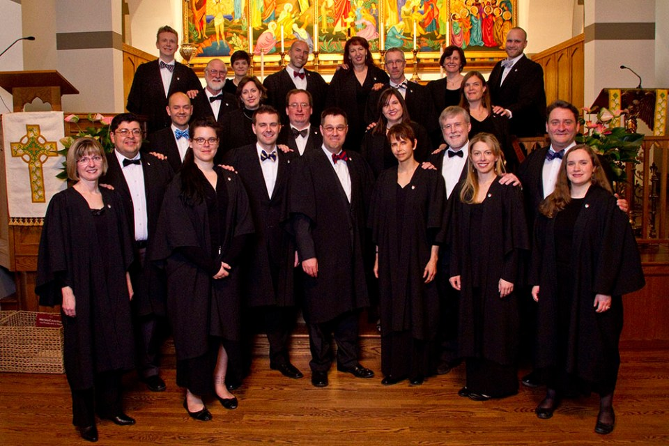 St. Martin Chamber Choir