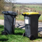 Reports collecte déchets.