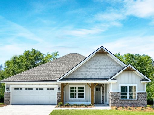Moxley Homes Buford Plan