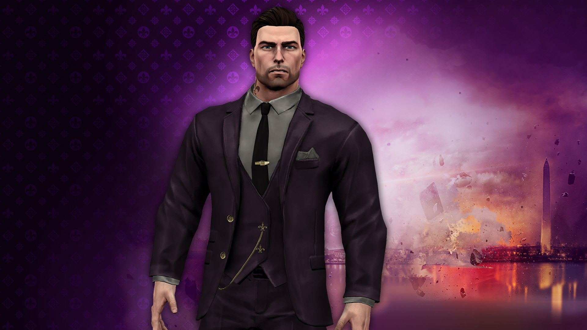 Johnny Gat Saints Row Third