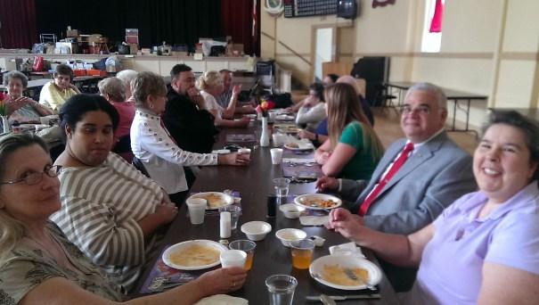 Senior Mass Luncheon