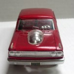 1962 Ford Fairlane Sport Coupe Built 1 25 Scale Model Car Clear Scoop Promo Thingery Previews Postviews Music
